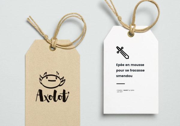 Mise en situation Axolot' © Julie Vo Van Tao