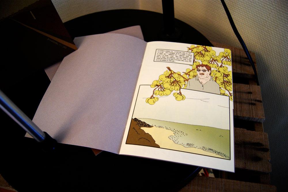 Illustration Boomerang #2 © Aurélien Biard