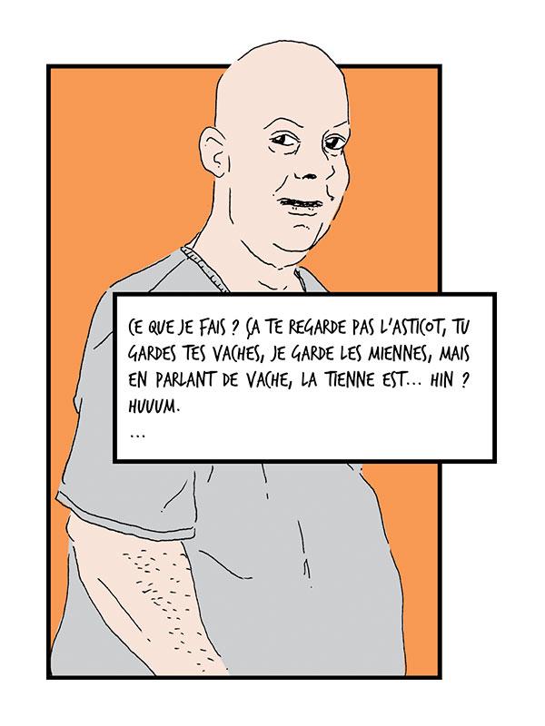 Illustration Boomerang #3 © Aurélien Biard