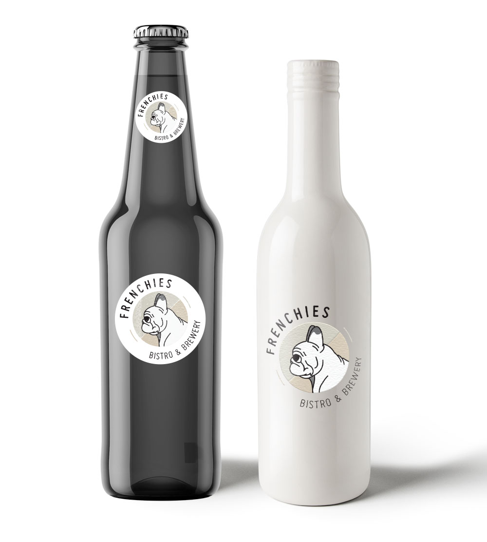 Bouteilles © Frenchies Bistro & Brewery