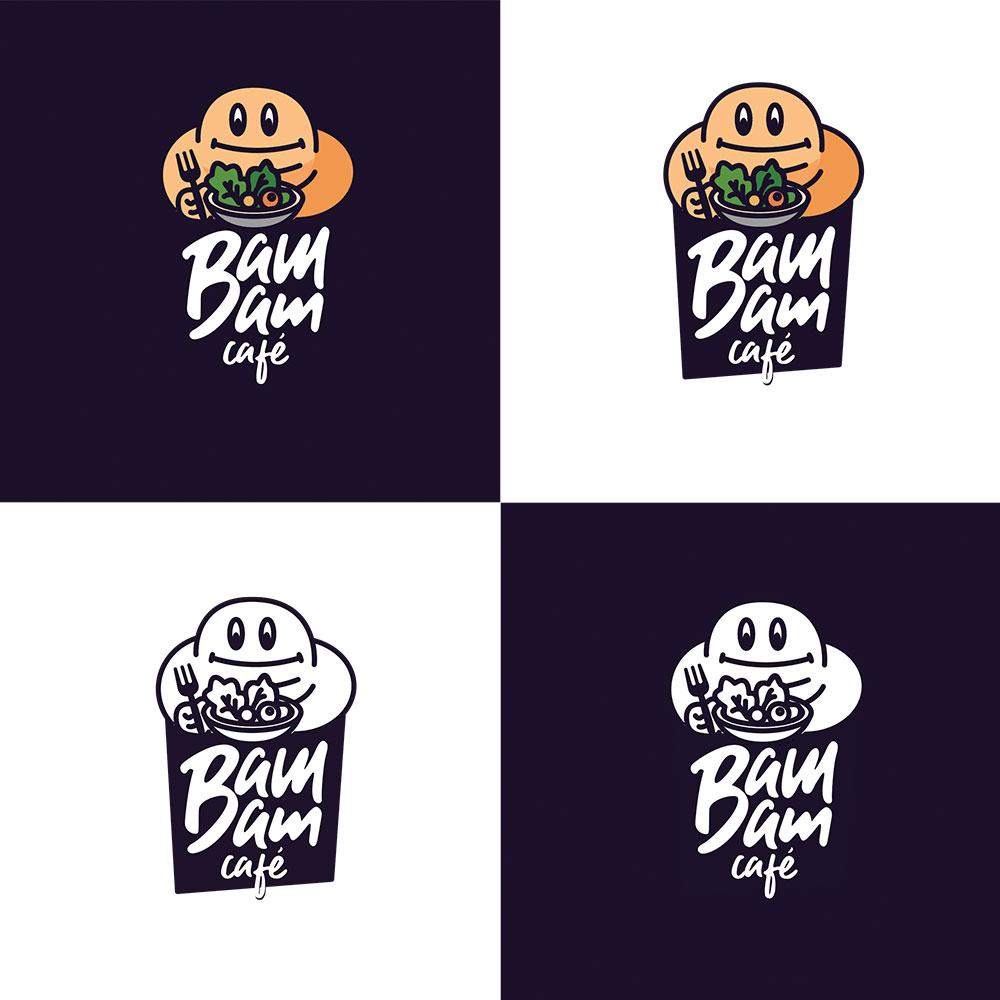 Charte graphique © Bam Bam Café