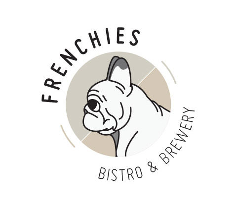 Logotype © Frenchies Bistro & Brewery
