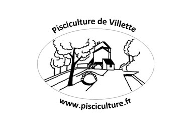 Logotype historique © Pisciculture de Villette