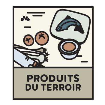 Produit du terroir © Pisciculture de Villette